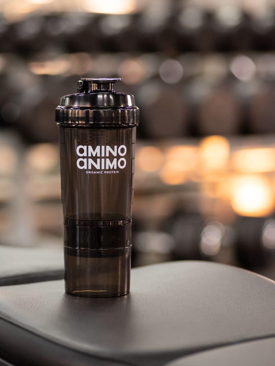 shaker πρωτεΐνης amino animo